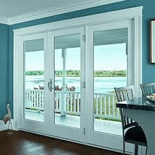 energy efficient patio doors
